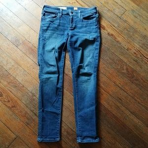 Anthro jeans